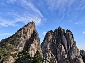 Huangshan scenic area -05