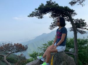 Huangshan scenic area -16