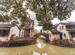 Zhouzhuang Water Village006